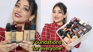My Foundation Collections || 100-2000Rs. || shystyles