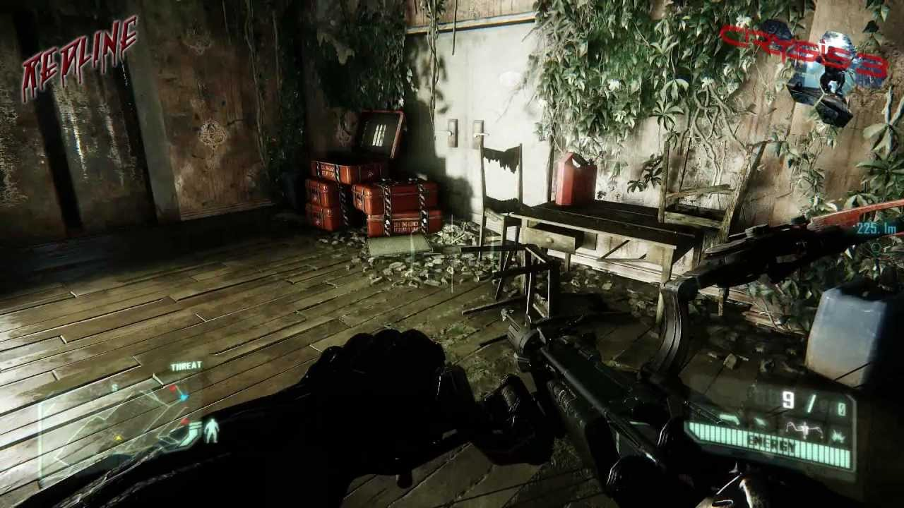 Crysis 3 - Gameplay /FullHD, 8xMSAA, Very High, Max ...