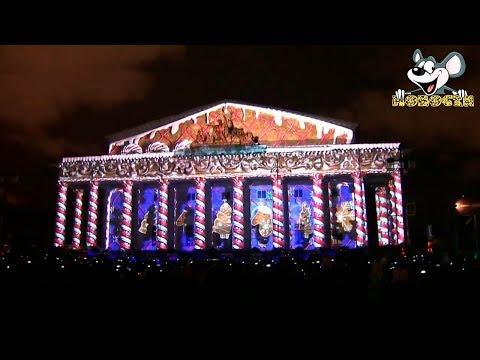 Смотреть Зимнее волшебство на фестивале «Рождественская звезда» в Санкт Петербурге онлайн