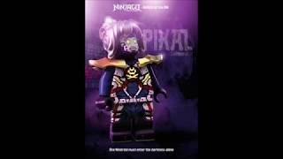 Ninjago March of the Oni: Pixal's Poster
