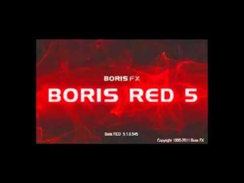 edius boris red plug in install for edius youtube rh youtube com After Effects FX Boris Graffiti