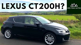 Should You Buy A Used LEXUS CT200h HYBRID? (9 MONTH OWNERSHIP UPDATE)