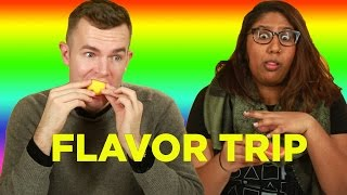 People Try Flavor Tripping For The First Time