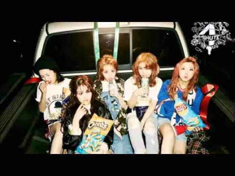 4Minute - Whatcha Doin' Today Mp3
