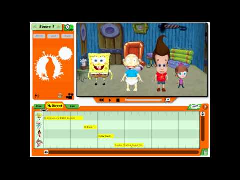 Download Nick Toon Twister 3-D iso (100% Works Free, NO RICKROLLS)