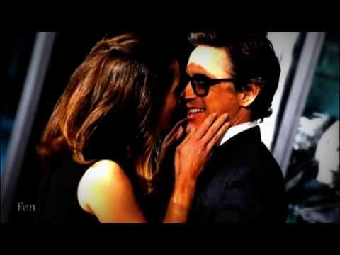 ♥ Robert & Susan Downey  My once in a lifetime..IronMan3Premiere♥