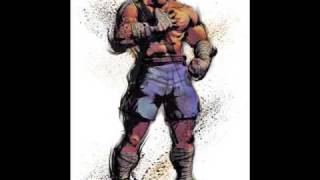 Street Fighter Tribute Album-Sagat