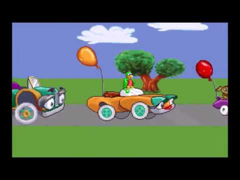 Putt-Putt Joins the Parade in 5:14 (NO SKIPS)  