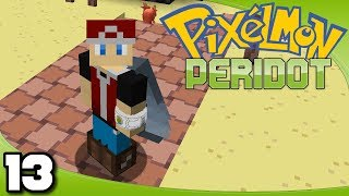 Pixelmon: Peridot - Ep  2: Cave of Doom! | Single-Player Adventure