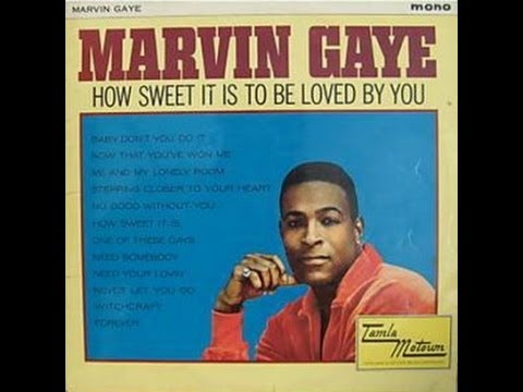 Marvin Gaye - Baby Don't You Do It