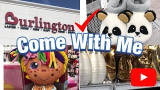 BURLINGTON Come Shop With Me | TONS OF CLEARANCE ITEMS | Toy's Galore