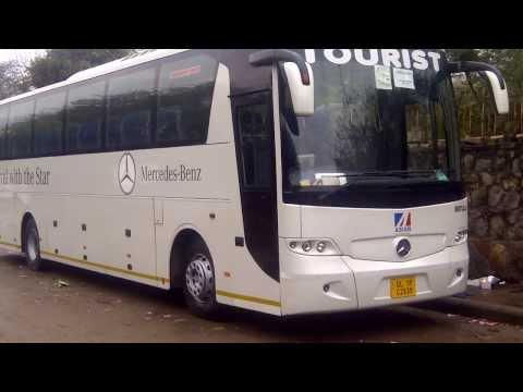 Mercedes Benz Bus & Coaches Hire Delhi India
