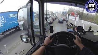 101.Célegyenesben.Nemzetközi kamionsofőr élete.16.rész.