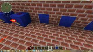 [Redstone 2] Entrée Codée + Lave Minecraft Tuto Redstone Fr [zaerty4000]