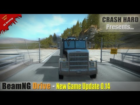 BeamNG Drive - New Game Update 0.14
