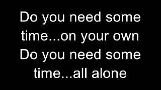 Guns N' Roses   November Rainwith lyrics