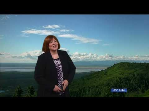 Tracy Sinclare / Weekend Meteorologist KTUU