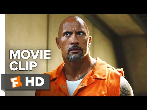 Thumbnail: The Fate of the Furious Movie CLIP - Prison Riot (2017) - Dwayne Johnson Movie
