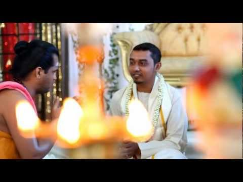 Bovenish & Lilly Malar _Malaysia Indian Wedding video by Team aarics video