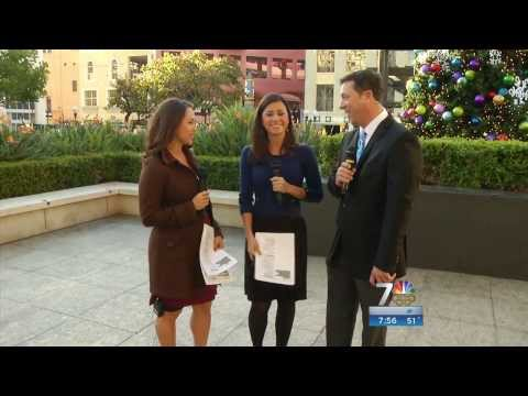 NBC 7 San Diego Meteorologist Mike Wille's Forecast December 28th & 29th