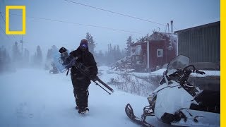 An Alaskan Storm - Behind the Scenes | Life Below Zero