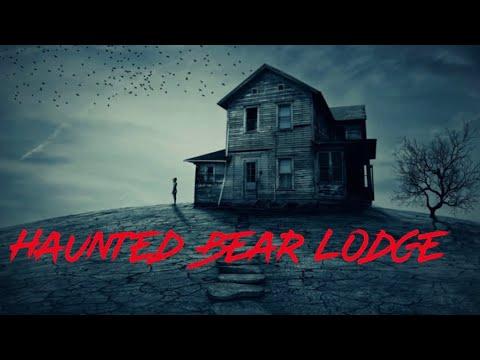 (Haunted Bear Lodge)//Grant village//Yellowstone National Park//