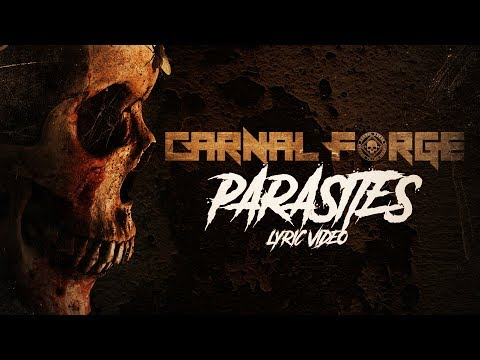 Carnal Forge - Parasites (Official Lyric Video) Mp3