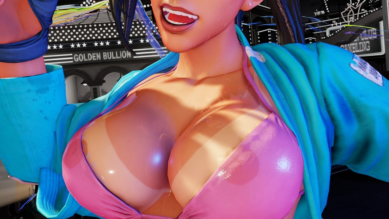 sexy hot naked chun li