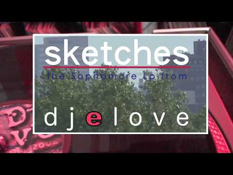 djelove- in studio The sketches Lp  (E.p.k version 2)
