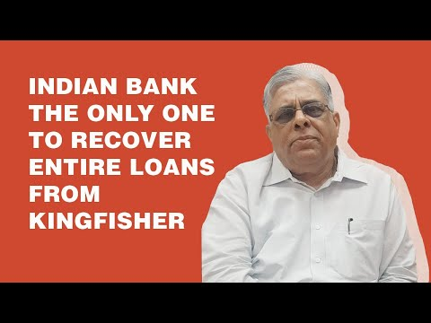 Indian Bank Was Only Bank To Recover Entire Loan From Vijay Mallya's Kingfisher In 2010: Bhasin