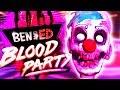 НЕРЕАЛЬНО СЛОЖНЫЙ ПАРКУР СКВОЗЬ ЛАЗЕРЫ Ben And Ed Blood Party mp3