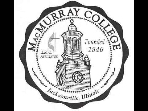 MacMurray College Social Work Pinning video 2019