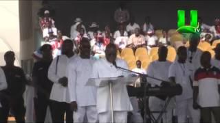 VIDEO: Nana Akufo-Addo's speech at NPP National Thanksgiving Service