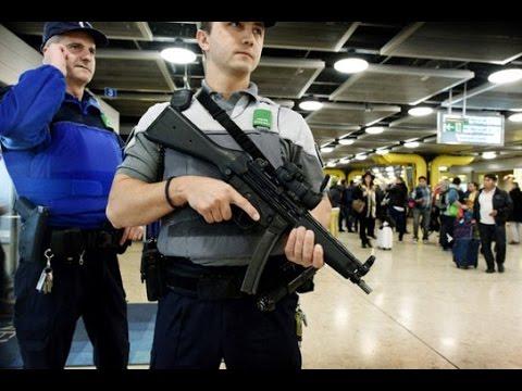 Attentats de Paris - Des personnes recherchées à Genève où le niveau d'alerte est relevé