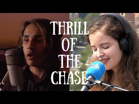 Thrill Of The Chase ft Isaiah [Guinness World Record Longest distance between people singing a duet]