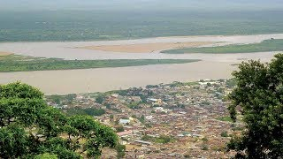 Lokoja is a city in Nigeria at the confluence of the Niger and Benue rivers, Kogi State