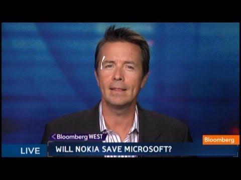 Microsoft Heading Towards an Iceberg: Blair