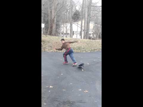 Pro skateboarding! W/ Dean!