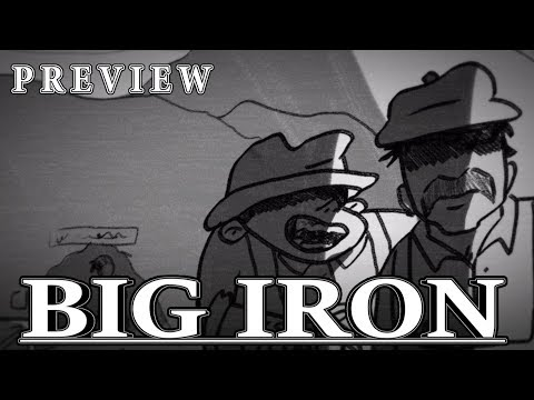 """COLLECTEMS: BIG IRON - Pilot Preview: """"What Is Tamota?"""""""