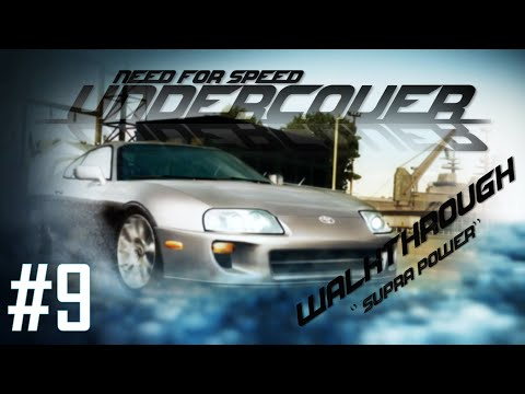 need for speed undercover pc walkthrough part 9 supra power hd 60fps youtube. Black Bedroom Furniture Sets. Home Design Ideas