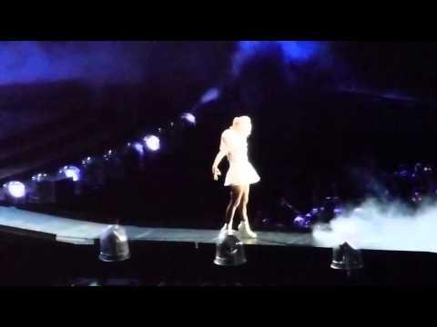 Lady Gaga En Costa Rica, Bad Romance HD (video original)