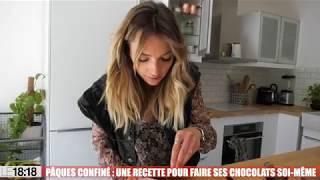 Pâques confiné : une recette pour faire ses chocolats soi-même