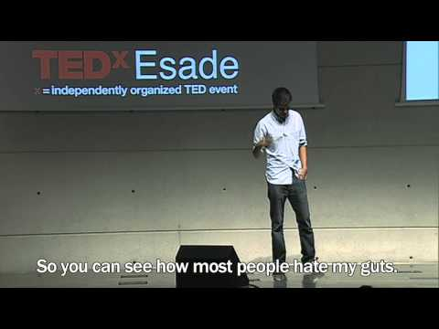 TEDxEsade - Pau Garcia-Milà - The journey of an idea