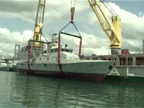 CEREMONY FOR GHANA NAVY SHIPS(1)