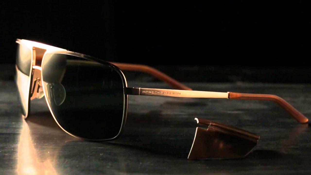 fc8aed2e5e88 Porsche Design Eyewear from SelectSpecs.com - YouTube