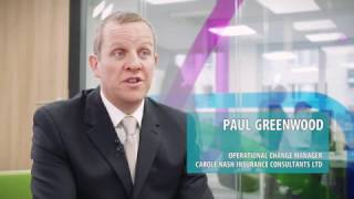 Eptica as seen by its customers - Paul Greenwood from Carole Nash