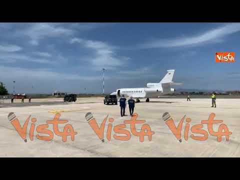 Silvia Romano libera, l'aereo atterra a Ciampino