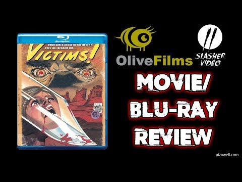 VICTIMS! (1985) - Movie/Blu-ray Review (Olive Films/Slasher Video) streaming vf