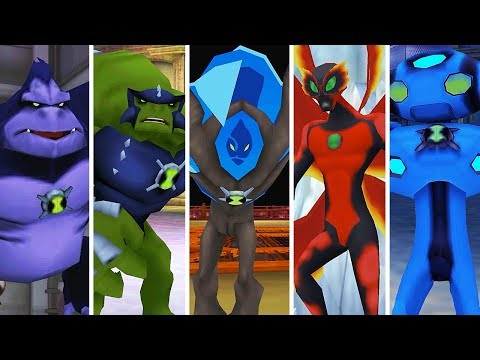 TODAS FORMAS SUPREMAS - BEN 10: COSMIC DESTRUCTION (PS2/PS3/PSP/360/WII)