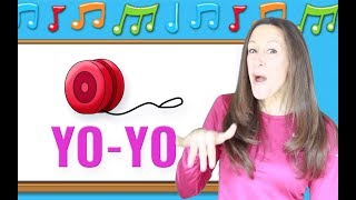 Phonics | The Letter Y | Signing for Babies ASL | Letter Sounds Y | Patty Shukla